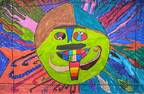 6th Grade Student's Art